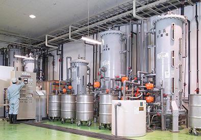 イオン交換樹脂 再生処理